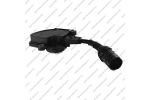 Датчик переключения передач (тип 5, 5 контактов, длина провода 70mm, BMW) (*)